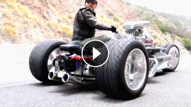 Craziest Motorcycle Trike You Ll Ever See Street Legal