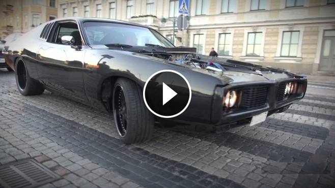The Most Bad Ass American Muscle Car Ever 800 Hp Charger