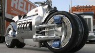 The Dodge Tomahawk is the meanest motorcycle ever made!