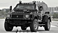 The World's Most Luxurious Armored Vehicle $629,000 - KNIGHT XV