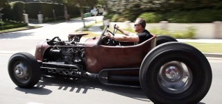 Satan's Rat-Rod - 1931 Ford