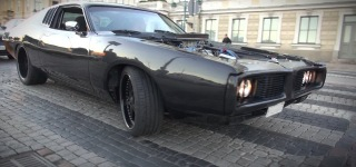 The most bad-ass American muscle car ever? 800 HP Charger 605 cid / 9.9 L