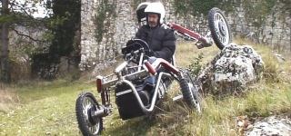 Meet Swincar! Ultimate SPIDER Off-Road Four-Wheeler