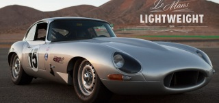 1964 Jaguar E-Type Lightweight Recreated