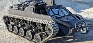 Ripsaw EV-2 Luxury TANK