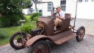 Model T Ford Starts After 60+ Years