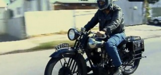 1930 Brough Superior SS100 - Jay Leno's Garage