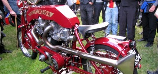 The Flying Millyard V-Twin