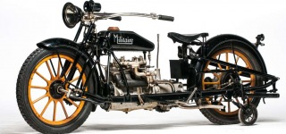 1915 Militaire Vintage Motorcycle