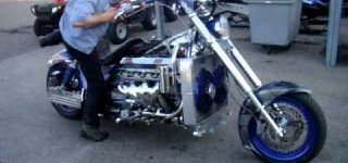Highest Horsepower Motorcycle 926HP