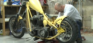 powerful russian made all terrain portable motorcycle taurus 2m