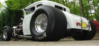1000 HP Pro Street Blown 31 Ford Model A COUPEZILLA