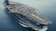 BMW M4 Stunt on the World's Most Insane Racetrack: An Aircraft Carrier
