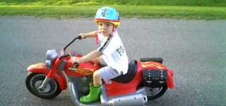 Custom Ride Ons - Harley Davidson For Kids