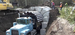 How to Construct a Reclaim Tunnel