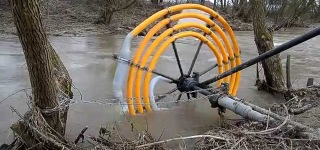 This is Genius! DIY Free Energy Water Wheel Pump