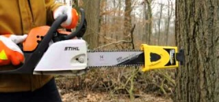 A Genius Automatic Sharpening System For Chainsaws