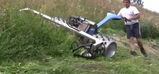 Most Innovative Mower in the World