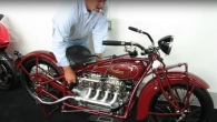 Great Sound 1931 Indian Four