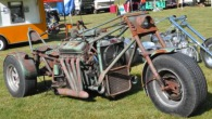 Fantastic Diesel Powered Motorcycle!