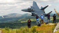 Visit Wales Not Only To See But Also To Feel The Flying Fighter Jets So Close!