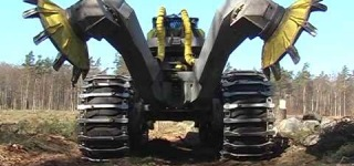 Meet The Most Powerful Disc Trencher, The Bracke T26.a