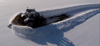 Ultimate Snow Plowing Machine