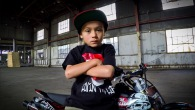 The 6 Year Old Stunt Rider