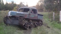 "Meet The BADASS Rat Rod Tank ""Tankenstein"""