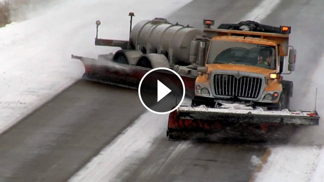 Fastest Diesel Truck >> Tow Plow Action Missouri - SNOW DRIFTING!