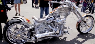 Sturgis Rally Rat's Hole Bike Show 2015