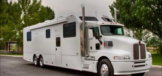 AWESOME Custom Kenworth Motorhome