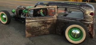 Capital Region Customs '33 Chevy Rat Rod