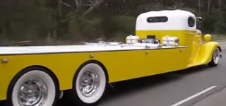 A Super Cool Trip In 35 Chevrolet Tow Truck