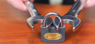 How To Break Locks By Using A Simple Hex Nut Wrench