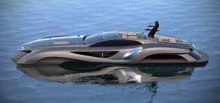 An Extraordinary Yacht Design The Xhibitionist By Gray Design