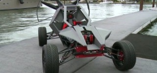 The SkyRunner Incredible Flying Dune Buggy