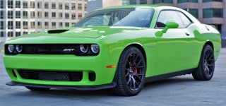 Dodge Challenger SRT Hellcat 2015 the Most Powerful and Fastest Muscle Car
