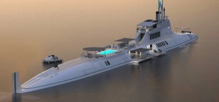 The Ultimate Luxury Private Submarine The MIGALOO