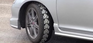 GENIUS Next Generation Snow Chains