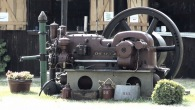 Deutz Stationary Engine Starting with Air Pressure