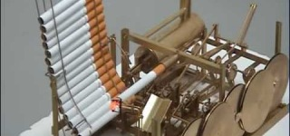 Smoking Machine by Kristoffer Myskja Will Make You Quit Smoking