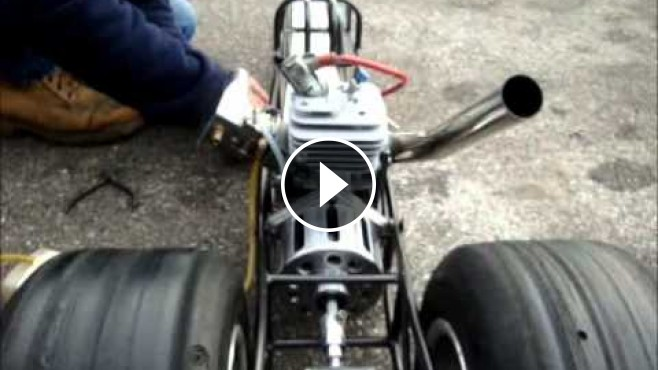 Build Your Own Ford >> Building 1/4 Scale Pacesetter RC Dragster from Scratch