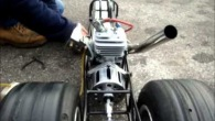 Building 1/4 Scale Pacesetter RC Dragster from Scratch