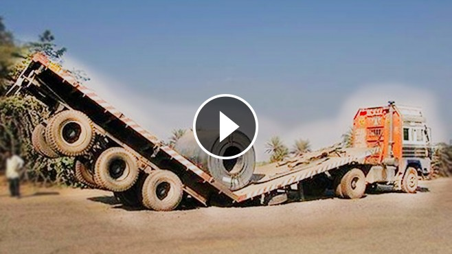 The Best Heavy Equipment Fail Compilation Ever