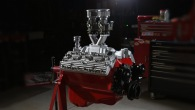 Phenomenal Rebuilt of Ford Flathead V8 Engine Time-Lapse