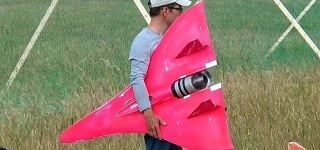 The Fastest Remote Controlled-R/C Turbine Jet on the Planet Takes Its Place in Guinness World Records
