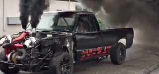 Compilation of Baddest Diesel Trucks on the Planet