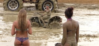 Great Redneck Mud Park: Let's Get Muddy