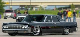 The Show Stopper: Badass 64 Lincoln Continental Airs Out